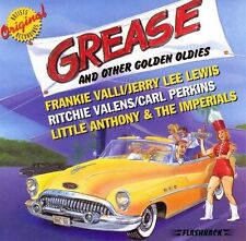 FREE US SHIP. on ANY 2 CDs! NEW CD Various Artists: Grease & Other Golden Oldies