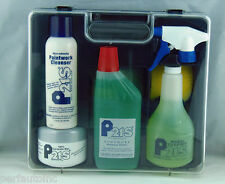 P21s® CAR CARE SET 100% CARNAUBA WAX COMPLETE KIT RECOMMENDED FOR BMW PORSCHE