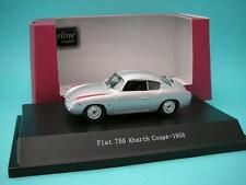 1 43 Starline Fiat 750 Abarth Coupe 1956 Silver/red