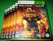 Lot of 6 Gears of War: Judgment Microsoft Xbox 360  *Factory Sealed! *Free Ship!