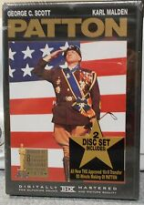 Patton (DVD 1999 2-Disc Set) RARE GEORGE C SCOTT 1970 BRAND NEW