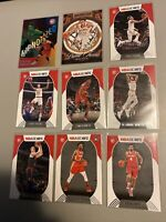 2020-21 NBA Hoops Atanta Hawks Lot Trae, Collins, Hunter 10 Card Lot rookies