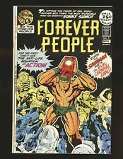 Forever People # 5 - Jack Kirby cover & art Vf/Nm Cond.