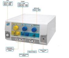 Electrosurgical Generator SSE TUR Cautery Cut Coagulation Bipolar 400 dsb