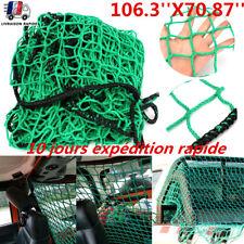 1.8x2.7m filet remorque marchandises réseau de sécurité pour camion bateau