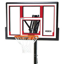Portable Basketball Hoop System 48 Inch Height Adjustable