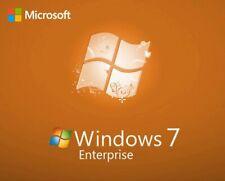 MicrosoftWindows 7 Enterprise Key Win7 Enterprise(32/64Bit)Lizenzschlüssel