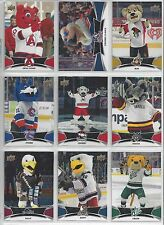 2016-17 Upper Deck AHL #TM7 Sully mascot (Cleveland Monsters)