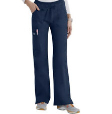 Cherokee Women's Small Navy Workwear Core Stretch Modern Fit Cargo Pants #24001