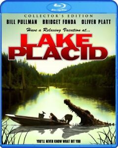 Lake Placid (Collector's Edition) [New Blu-ray] Collector's Ed, Subtitled, Wid