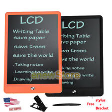10 inch LCD Writing Tablet Electronic Graphic Board Digital Drawing Notepad