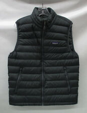 Patagonia Mens Down Sweater Vest 84622 Forge Grey Size Extra Large