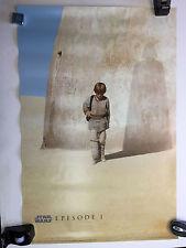 """Star Wars Episode I (1) Movie Poster - 24"""" x 36"""" - 1999 - Lucasfilm - Anakin"""