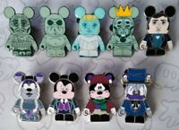 Haunted Mansion Vinylmation Mickey & Friends Mystery Set Choose a Disney Pin
