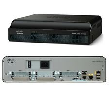 €599+IVA CISCO 1941/K9 Router ISR 2xGigabit Ethernet 512MB DRAM NEW SEALED