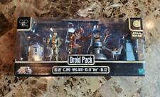 Droid Pack 5 2008 STAR WARS Disney Parks Star Tours MIB Battle Packs