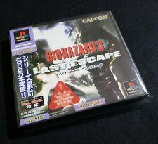 [ PS1 ] BIOHAZARD 3 - Survival Horror - Sony Playstation JAPAN - RESIDENT EVIL
