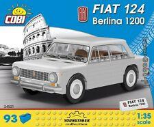 COBI  Fiat 124 Berlina 1200 / 24521 /  93  blocks  auto toys car