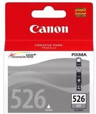 Genuine Canon CLI-526 CLI526 Grey Ink Cartridge For MG6250 MG6150 MG8150