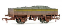 Dapol 4F-060-004 OO Gauge Grampus Wagon Dutch DB988546 Weathered