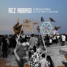 REZ ABBASI - A THROW OF DICE   CD NEW