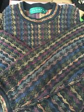 Tundra Canada Sweater Mens Multicolor Vintage Large - Very Lightly Worn!