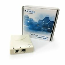 Hi-Pro Digital Hearing Aid Programmer mini PRO USB Compatible with All Brands