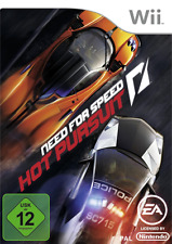 Nintendo Wii Spiel - Need for Speed: Hot Pursuit (mit OVP)