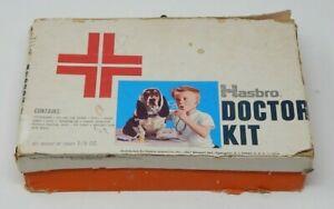 Vintage 1973 Doctor Dr. Kit For Boy & Girl by Hasbro R20495