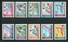 AJMAN MNH Selections: Scott #27-36 TOKYO 1964 OLYMPICS Sports CV$9+