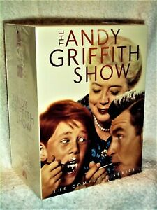 The Andy Griffith Show Complete Series (DVD, 2020, 39-Disc) NEW Andy Griffith