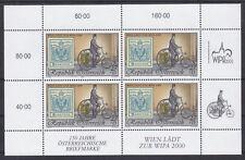 Österreich 1997 Mi. 2222 im kleinbogen postfrisch