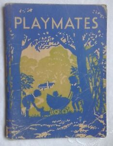 Playmates John and Betty Victorian Readers First Book 1st edition 1952