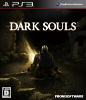 PS3 Dark Souls Free Shipping with Tracking number New from Japan