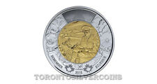 2015 Remembrance In Flanders Fields Toonie Canadian Coin - From Fresh Mint Roll