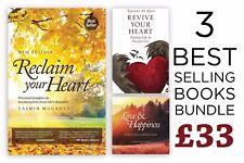 TOP ISLAMIC BOOKS Reclaim Revive Your Heart Yasmin Mogahed Nouman Ali Khan