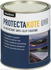 Protecta Kote UVR rivestimento protettivo antiscivolo da esterno NERO 4 Lt.