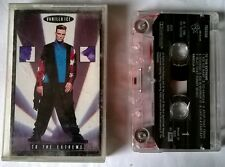VANILLA ICE to the Extreme - k7 cassette audio tape