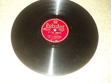 """@ FELIX LECLERC 78 TOURS rpm 10"""" FRANCE LE P'TIT BONHEUR+"""