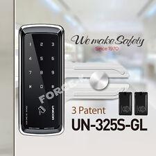 Unicor UN-325S-GL for Glass Door Keyless Lock Digital Doorlock Passcode+RFID