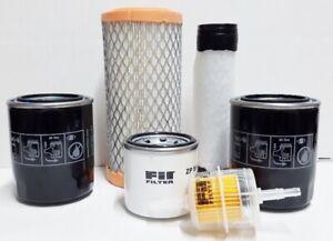 Premium Service maintenance filter kit Fits Kubota RTV900W RTV900R RTV900T XT