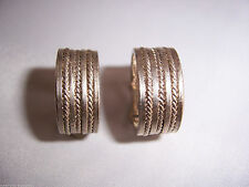 Unbranded Silver Vintage Costume Jewellery (1980s)