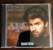 GEORGE MICHAEL ALL THE RARE STUDIO RECORDING