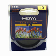 HOYA 49mm  CPL PL-CIR Ultra-thin Ring Circular Polarizer fit for SLR Camera Lens