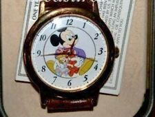MICKEY MOUSE Watch Dial Teddy Bear & Doll DISNEY LIMITED EDITION NIB