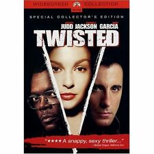 Twisted Special Edition On DVD with Ashley Judd Disc Only X83