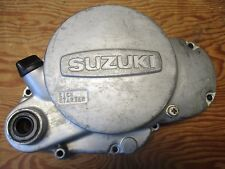 SUZUKI RIGHT ENGINE CLUTCH COVER RV125 TS125 TC125 TS TC RV 125 1973-1977 OEM