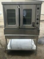Montague 115A Series Full Size Gas Convection Oven w/ Stand