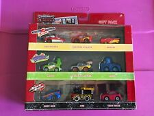 Disney Cars Mini Adventures Gift Set DOC RAMONE WINGO MATER RED CHICK SNOT ROD