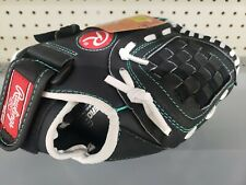 "Rawlings 11.5"" Fastpitch Series Softball Glove Wfp115Mt, Left Hand Throw - Nwot"